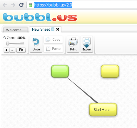 Mind Mapping Online Vogt Visuals A Vancouver