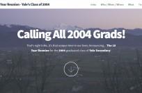 Yale's Class Reunion